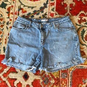 Levi's Pants - Levi's cutoffs (homestyle😉)