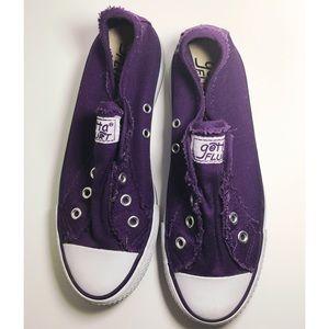 Gotta Flurt Shoes - no-lace/ slip on sneakers