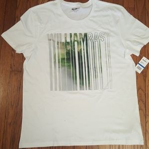 William Rast Other - William Rast Dripping Wrast Graphic Tee