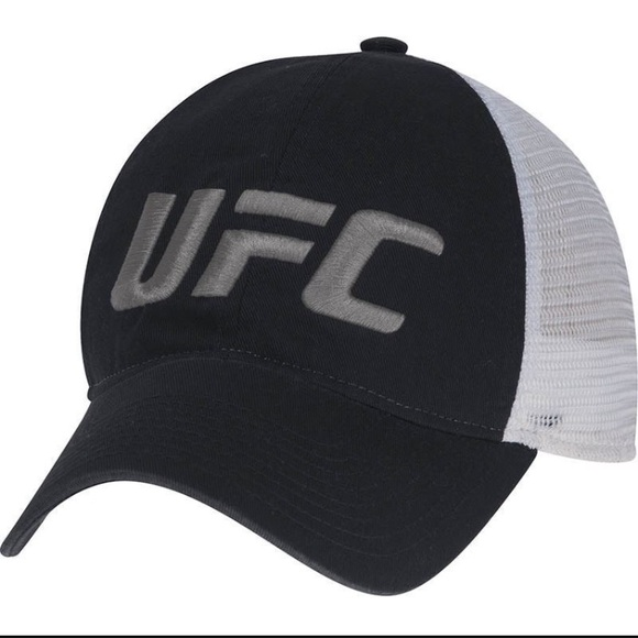 699d7206f15a13 1 DAY SALE❗️Reebok UFC MMA Meshback Slouch Hat