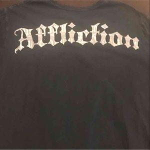 Affliction Other - Men's affliction t shirt worn once