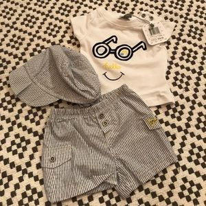 Absorba Other - NWT Baby boy outfit