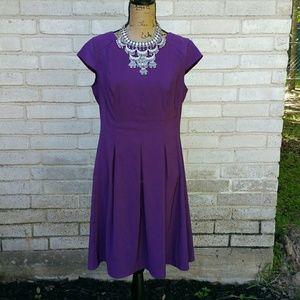 Alyx Dresses & Skirts - ALYX Plum Purple Sheath Style Dress Size 12