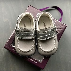 pediped Other - Pediped Originals® Norm Grey baby shoes