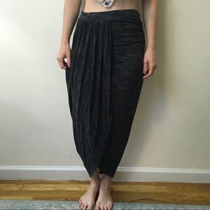 Anthropologie Dresses & Skirts - NWT Saturday Sunday Anthro Asymmetrical Skirt