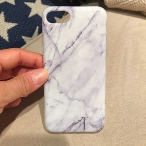 Marble phone case for iPhone 7
