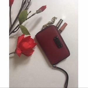 Marc by Marc Jacobs Maroon red Wallet