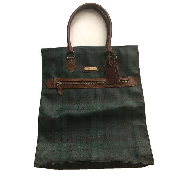 9e79d0ffda8 Vintage Polo Ralph Lauren tote. M 5907d8df6d64bc13540203ec