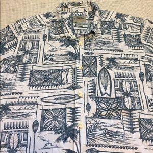 Quiksilver Other - Men's - Quiksilver Waterman Hawaiian print shirt