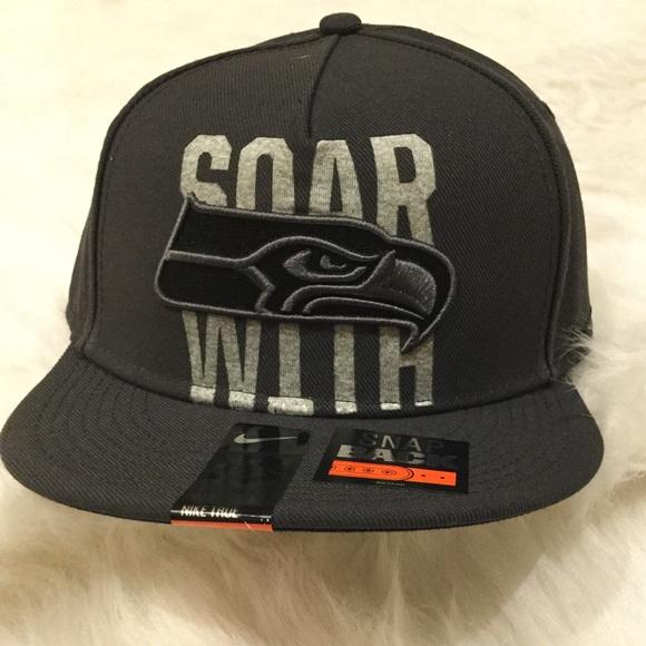 b62c235ded098 Nike Unisex Seahawks Snapback