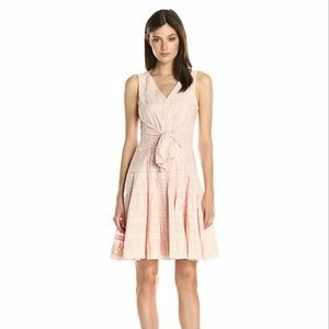 Rebecca Taylor Dresses & Skirts - 🌟🌟HP🌟🌟 REBECCA TAYLOR Embroidered Gauze Dress
