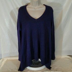 Acrobat  Sweaters - Acrobat tunic sweater asymmetric size M. Silk