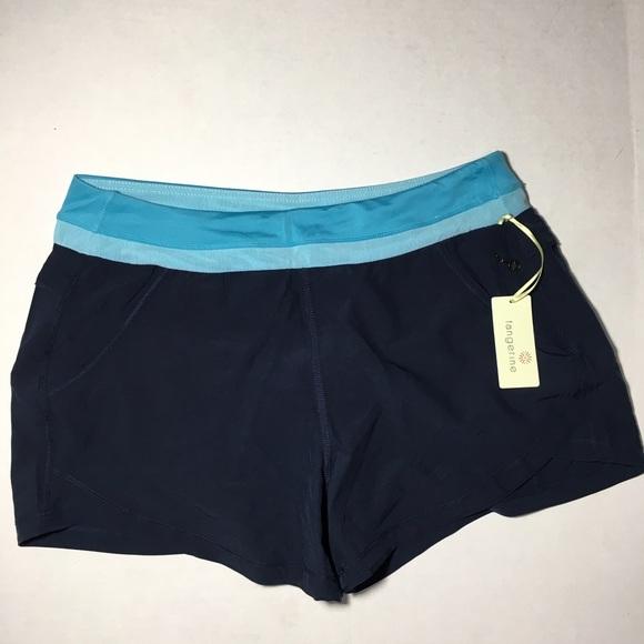 NWT Tangerine Athletic Shorts