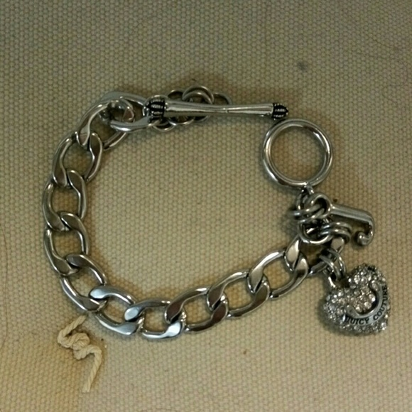 Starter Charm Bracelet: 72% Off Juicy Couture Jewelry