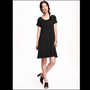 Old Navy Jersey Swing Dress