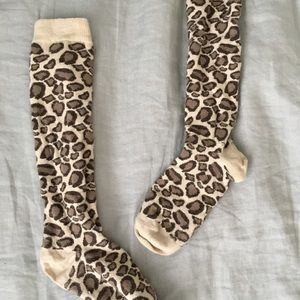 Happy Socks Other - NWOT Happy Socks Leopard Print