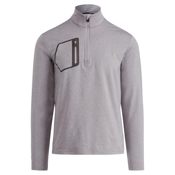 RLX Golf Tech Jersey half-zip Pullover