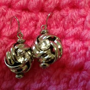 Adia Kibur Jewelry - Silver pierced earrings