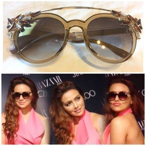 Accessories - 🥂HP🥂Adorned and adored trendy sunglasses
