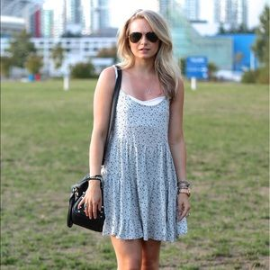Brandy Melville Dresses & Skirts - CCO SALE Jada floral dress backless