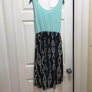Charming Charlie Dresses & Skirts - High low maxi dress