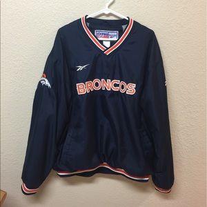 Denver Broncos Pro Line pullover