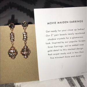 Jewelmint Movie Maiden earrings