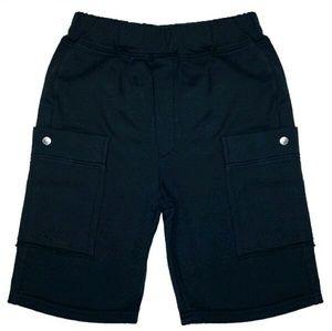 Nano Other - Short- Knit- Cargo- Navy