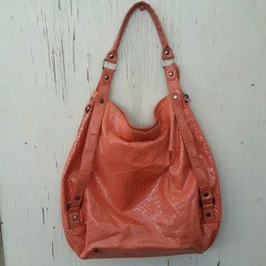 Kenneth Cole Reaction Handbags - ♥Kenneth Cole Reaction Coral Purse♥