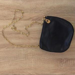 Liz Claiborne Handbags - Vintage Stylish Leather Crossbody