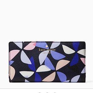 kate spade Handbags - Kate Spade Pinwheel Stacy wallet NWT