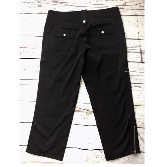 Shop from the world's largest selection and best deals for Satin Capris, Cropped Pants for Women. Free delivery and free returns on eBay Plus items.