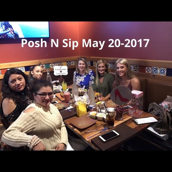 Posh N Sip Other - Posh N Sip were back CHICAGO 💙