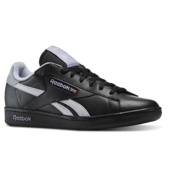 Reebok Schuhes    Herren Npc Uk Retro schwarzWeiß Poshmark Grau Sneakers   Poshmark schwarzWeiß 54158f