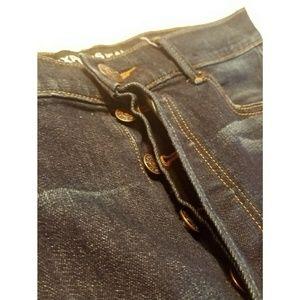 Express Denim - High- Rise Express Jeans