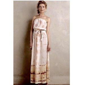 Gypsy 05 Dresses & Skirts - GYPSY 05 BLUSHED SHIBORI STRAPLESS MAXI DRESS