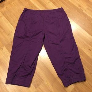 47665d4e4d jms Pants | Just My Size Capris Size 22w | Poshmark