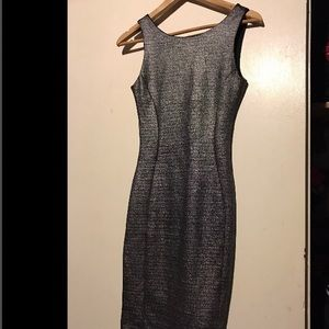 Forever 21 Charcoal Dress