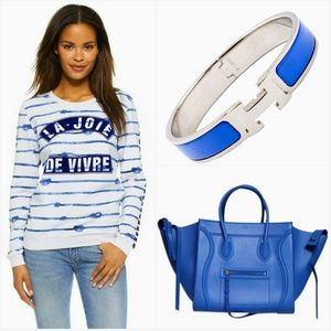 Scotch & Soda Sweaters - MAISON SCOTCH La Joie de Vivre Nautical Sweatshirt