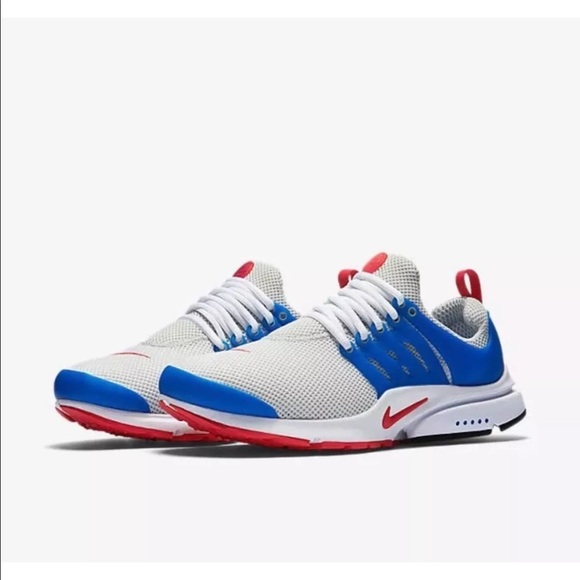 nike air presto olympic usa white running shoes