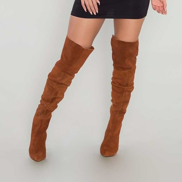 c9a85003f4dc Chinese Laundry Calissa Over The Knee Boots
