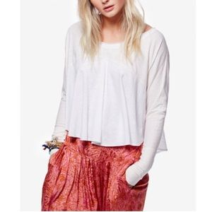 ⚡️FLASH SALE⚡️Free People Cloud Nine Tee