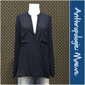 Anthro Blouse by Maeve