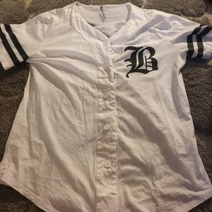 Other - Black and white jersey