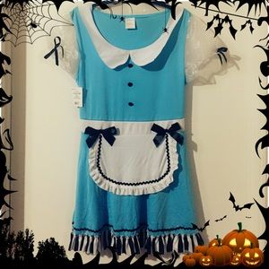 Other - NWT Miss Alice Halloween Costume