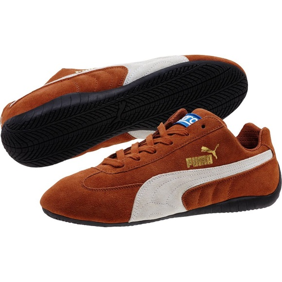... low cost puma sparco speed cat suede sneakers 52e84 dfa7c f53a86974