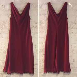 Donna Ricco Dresses & Skirts - DONNA RICCO ❤️ Ruby Cowl Neck Cocktail Dress 🎁