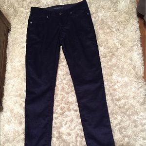 Rock & Republic Blue Berlin Cord Jeans 4M