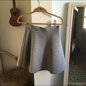 COS Dresses & Skirts - COS simple gray skirt