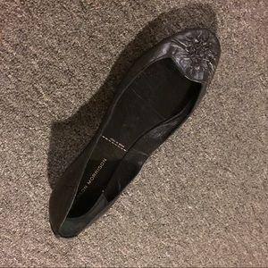 Sigerson Morrison Shoes - Sigerson Morrison ballet flats metallic charcoal 8